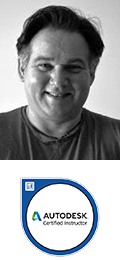 Andy Roe Autodesk Certified Instructor